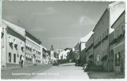 Sankt Oswald Bei Freistadt; Sommerfrische - Gelaufen. (Lackner - Freistadt) Bitte Info Lesen! - Freistadt
