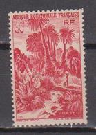 A  E  F        N°  YVERT  :    212   NEUF AVEC  CHARNIERES      ( Ch 1/07  ) - A.E.F. (1936-1958)