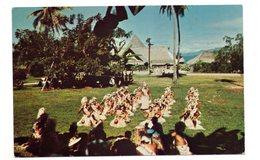 Tahiti  -  Un Groupe  De Danceurs Tahitiens Aux Fête Du 14 Juillet - Polynésie Française
