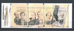 BOEKJE 111 LITERATUUR POSTFRIS** 2010 - Booklets 1953-....
