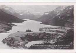 WATCRTON LAKES INTERNATIONAL PARK ALBERTA  AUTENTICA 100% - Alberta