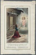 Heiligen- Und Andachtsbildchen: HEILIGEN- & ANDACHTSBILDCHEN, Ungefähr 200 Stück Mit Etlichen Besser - Andachtsbilder