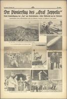 """Varia (im Ansichtskartenkatalog): ZEITUNGEN, Deutschland, Gut 100 Ausgaben """"Der Tag"""" Und Andere Tage - Andere Sammlungen"""