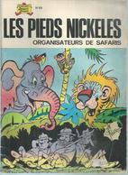 "LES PIEDS NICKELES N° 68 "" ORGANISATEURSQ DE SAFARIS "" - PELLOS - - Pieds Nickelés, Les"