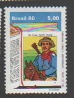 Brésil Neuf 1980 Journée Du Livre - Brazil