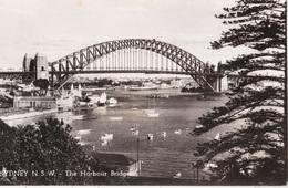 SYDNEY N.S.W. THE HARBOUR BRIDGE   AUTENTICA 100% - Sydney