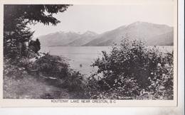 KOOTENAY LAKE NEAR CRESTON   AUTENTICA 100% - British Columbia