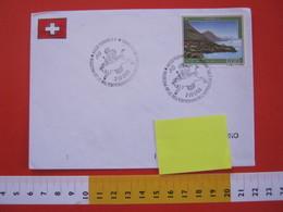 A.07 ITALIA ANNULLO - 1993 FERRARA RASSEGNA ESOTERISMO ASTROLOGIA DEI EUROPA TORO BULL SOLE SUN - Astrologia