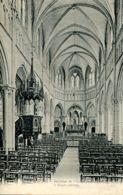N°69724 -cpa Le Havre- Intérieur De L'église De Sainte Adresse - Sainte Adresse