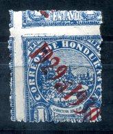 4409 - HONDURAS - Mi.Nr. 226 Mit Falz - Total Verzähnt - Hinged Stamp - Honduras
