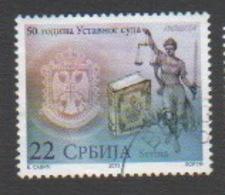 Serbie 2013 Justice Livre - Serbie