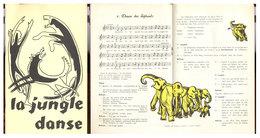 Scoutisme   La Jungle Danse   1962 - Scoutisme