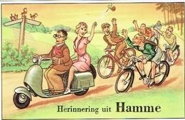 Hamme , Herinnering Uit ... - Hamme
