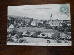 L13/4 Saint Symphorien De Marmagne. Environs Du Creusot - Sonstige Gemeinden