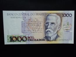 BRÉSIL : 1000 CRUZADOS    ND 1988    P 213b     NEUF - Brésil