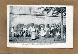 CPA - CAP VERT ( Cabo Verde ) - PRAIA - Aspecto Da Indigenas Fazendo Provisad D'agua En 1904 - Cap Vert