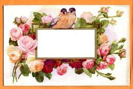 F556, Oiseaux, Rouges-gorges, Rose, 216, Non Circulée - Vogels