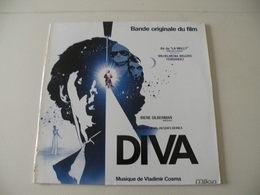 Musique Originale Du Film Diva - (Titres Sur Photos) - Vinyle 33 T LP - Soundtracks, Film Music