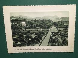 Cartolina Forte Dei Marmi - Grand Hotel Ed Alpi Apuane - 1956 - Massa