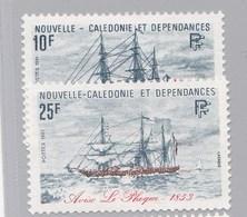 Nouvelle-Calédonie N° 449/450** - Nueva Caledonia