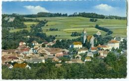 Schwertberg 1973; Gesamtansicht - Gelaufen. (Franz Grünberger - Schwertberg) - Schwertberg