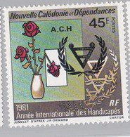 Nouvelle-Calédonie N° 451** - Nueva Caledonia