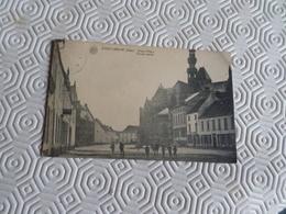 Zoute- Leeuw (Léau) Grand Place - Zoutleeuw
