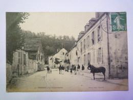 GP 2019 - 12  VIGNORY  (Haute-Marne)  :  La GENDARMERIE   1909    XXXX - Vignory