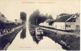 Ruysbroeck Ruisbroek Vue Sur Le Canal N° 1 - Sint-Pieters-Leeuw