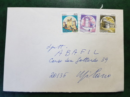 (15769) STORIA POSTALE ITALIA 1983 - 1946-.. République