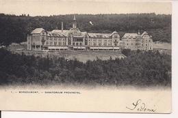 BORGOUMONT SANATORIUM PROVINCIAL - Stoumont