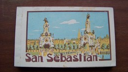 San Sebastian - Carnet De 20 Cartes Détachables - Guipúzcoa (San Sebastián)