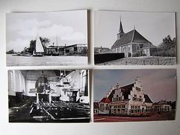HOLLAND - Lot 152 - 50 Anciennes Cartes Postales Différentes - Cartes Postales
