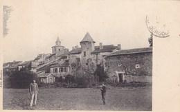 Dordogne - Bussière-Badil - Vieux Château Et Vue Panoramique - France