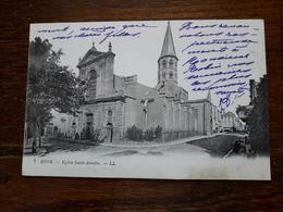 L13/16 Riom. Eglise Saint Amable - Riom