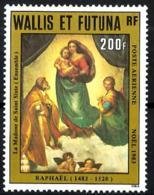 Wallis Y Futuna A-131 En Nuevo - Aéreo