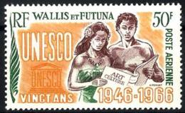 Wallis Y Futuna A-28 En Nuevo - Aéreo