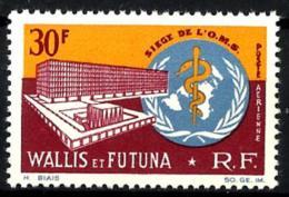 Wallis Y Futuna A-27 En Nuevo - Aéreo