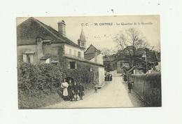 64 - ORTHEZ - CP RARE - Le Quartier De La Guanille Animé Leger Pli Bas Droite Sinon Tb Voir Scan - Orthez