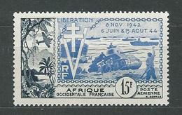 AOF  PA  N°  17  **  TB  4 - Unused Stamps