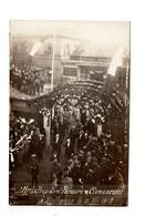CPA 68 -  Mulhouse - Mrs Poincaré & Clemenceau Le 10 Décembre 1918 , Carte Photo - Mulhouse