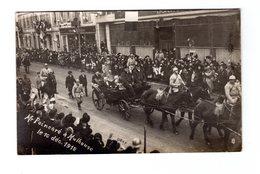 CPA 68 -  Mulhouse - M Poincaré à Mulhouse Le 10 Décembre 1918 , Carte Photo - Mulhouse