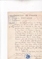 RARE / ILE MAURICE / CERTIFICAT DE VIE POUR ALIENEE / PAR LE CONSUL DE FRANCE 1908 - Manuscripts