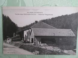 Vallee Des Rouges Eaux . Scierie Vosgienne - France