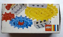 Rare BOITE LEGO 802 Vide - Figurines