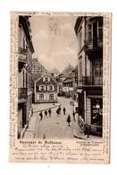 CPA 68 -  Souvenir De Mulhouse - Impasse De Tondeurs ( Freschenweide ) - Mulhouse