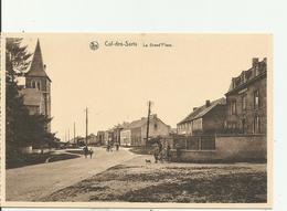 CUL-DES-SARTS   La Grand Place. - Cul-des-Sarts