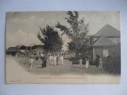La Réunion.  Une Rue Au Port (Pointe Des Galets). - Autres