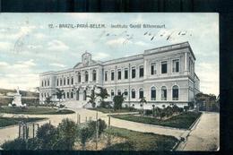 Brazilië Brasil - Brazil Para Belem Instituto Gentil Bittencourt - 1915 - Brésil