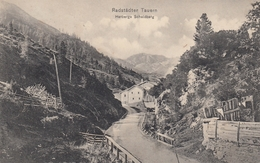 Radstadter Tauern - Herberge Schaidberg 1911 - Radstadt